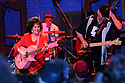 Wanda Jackson performs with James Burton at the Ponderosa Stomp in New Orleans, Wed., April 29, 2009.
