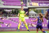Orlando, FL - Saturday July 21, 2018:  Morgan Andrews, Orlando Pride vs Seattle Reign at Orlando City Stadium.
