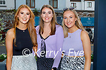 The McCarthy sisters enjoying the evening in the Ashe Hotel on Saturday, l to r: Rachael, Sophie and Ava McCarthy.