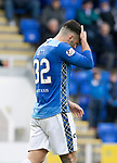 St Johnstone v St Mirren…27.10.18…   McDiarmid Park    SPFL<br />