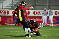 Extrapunkt von K Steffen Dölger (D)<br /> Länderspiel Deutschland vs. Schweden<br /> *** Local Caption *** Foto ist honorarpflichtig! zzgl. gesetzl. MwSt. Auf Anfrage in hoeherer Qualitaet/Aufloesung. Belegexemplar an: Marc Schueler, Am Ziegelfalltor 4, 64625 Bensheim, Tel. +49 (0) 151 11 65 49 88, www.gameday-mediaservices.de. Email: marc.schueler@gameday-mediaservices.de, Bankverbindung: Volksbank Bergstrasse, Kto.: 151297, BLZ: 50960101