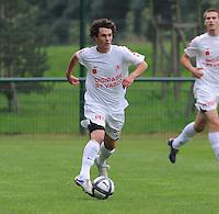 KV Kortrijk : Gertjan De Mets.foto VDB / BART VANDENBROUCKE
