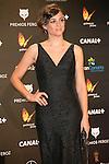 Leonor Watling attends the Feroz Cinema Awards 2015 at Las Ventas, Madrid,  Spain. January 25, 2015.(ALTERPHOTOS/)Carlos Dafonte)