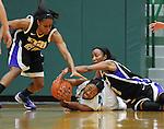 Tulane vs. ECU (Women's Basketball 2013)