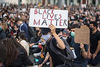 2020/06/06 Politik | Berlin | Protest | Black Lives Matter