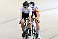 Jessie Hodges competes in the Women Elite Omnium Points Race 20km during the 2020 Vantage Elite and U19 Track Cycling National Championships at the Avantidrome in Cambridge, New Zealand on Friday, 24 January 2020. ( Mandatory Photo Credit: Dianne Manson )
