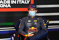 17th April 2021; Autodromo Enzo and Dino Ferrari, Imola, Italy; F1 Grand Prix of Emilia Romagna, Qualifying sessions;  F1 Grand Prix of Emilia Romagna Max Verstappen NEL 33, Red Bull Racing Honda