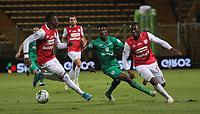 La Equidad vs Independiente Santa Fe, 05-12-2020. LBP_2020 Semifinal Ida
