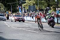 Elite Women Road Race from Bradford to Harrogate (149km)<br /> 2019 Road World Championships Yorkshire (GBR)<br /> <br /> ©kramon