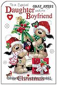 Jonny, CHRISTMAS ANIMALS, WEIHNACHTEN TIERE, NAVIDAD ANIMALES, paintings+++++,GBJJXFS21,#XA#