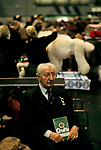 Crufts Dog Show, National Exhibition Centre Birmingham Uk 1991