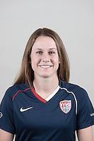 Heather O'Reilly.USA Women head shots.
