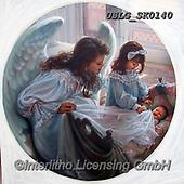 CHILDREN, KINDER, NIÑOS, paintings+++++,USLGSK0140,#K#, EVERYDAY ,Sandra Kock, victorian ,angels