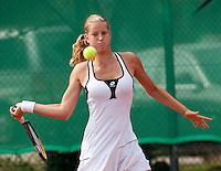 7-8-09, Asten,NJK, Sabine van der Sar  .