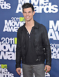 Taylor Lautner  at 2011 MTV Movie Awards held at Gibson Ampitheatre in Universal City, California on June 05,2011                                                                               © 2011 Hollywood Press Agency