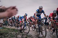 Philippe Gilbert (BEL/Quick Step floors)<br /> <br /> 116th Paris-Roubaix (1.UWT)<br /> 1 Day Race. Compiègne - Roubaix (257km)