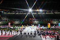 5th September 2021; Tokyo, Japan, 2020 Paralympic Games, closing ceremony:  Flag bearers enter the Olympic Stadium