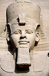EGY, Aegypten, Abu Simbel: Ramses Statue | EGY, Egypt, Abu Simbel: Ramses Statue