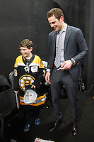 Misc - Make-A-Wish Bruins Game 3/2013