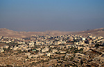 Palestinian territories, Beit Sahour on the outskirts of Bethlehem, regarded as the Shepherds' Fields