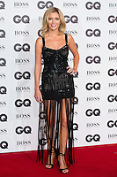 Rachel Riley arrives for the GQ Men Of The Year Awards 2016 at the Tate Modern, London