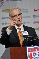 U.S. Soccer Press Conference, July 27, 2015