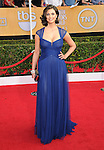 Morena Baccarin attends The 20th SAG Awards held at The Shrine Auditorium in Los Angeles, California on January 18,2014                                                                               © 2014 Hollywood Press Agency