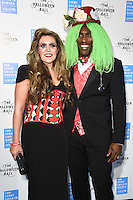 Sol Campbell<br /> at The Unicef UK Halloween Ball at One Embankment is raising vital funds to support Unicef's life-saving work for Syrian children in danger. To help Unicef keep children safe and warm this winter visit unicef.org.uk/halloweenball <br /> <br /> <br /> ©Ash Knotek  D3178  13/10/2016