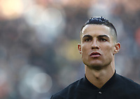 Calcio, Serie A: Juventus - Cagliari, Turin, Allianz Stadium, January 6, 2020.<br /> Juventus' Cristiano Ronaldo prior to the Italian Serie A football match between Juventus and Cagliari at Torino's Allianz stadium, on January 6, 2020.<br /> UPDATE IMAGES PRESS/Isabella Bonotto