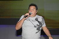 SAO PAULO, SP, 09.11.2014 - SALAO DO AUTOMOVEL - Nasi durante apresentação no último dia do 28º Salão Internacional do Automóvel no Anhembi na região norte de São Paulo, neste domingo, 09. (Foto: Marcos Moraes / Brazil Photo Press).