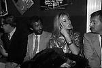 OLGA BISERA<br /> FESTA PER I 10 ANNI DI PLAYBOY<br /> PIPER CLUB ROMA 1980