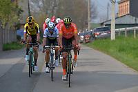 Greg VAN AVERMAET (BEL/CCC)<br /> <br /> 103rd Ronde van Vlaanderen 2019<br /> One day race from Antwerp to Oudenaarde (BEL/270km)<br /> <br /> ©kramon