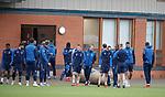 080219 Rangers training