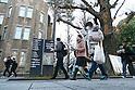 Japan students sit University Admissions Tests