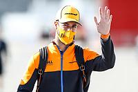 RICCIARDO Daniel (aus), McLaren MCL35M, portrait during the Formula 1 Heineken Grande Prémio de Portugal 2021 from April 30 to May 2, 2021 on the Algarve International Circuit, in Portimao, Portugal<br /> FORMULA 1 : Grand Prix Portugal - Essais - Portimao - 01/05/2021<br /> Photo DPPI/Panoramic/Insidefoto <br /> ITALY ONLY