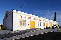 Walfangmuseum in Sao Roque/Cais de Pico auf der Insel Pico, Azoren, Portugal