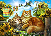 Nadia, REALISTIC ANIMALS, REALISTISCHE TIERE, ANIMALES REALISTICOS, paintings+++++,RUNS18,#A#, EVERYDAY ,puzzle,puzzles