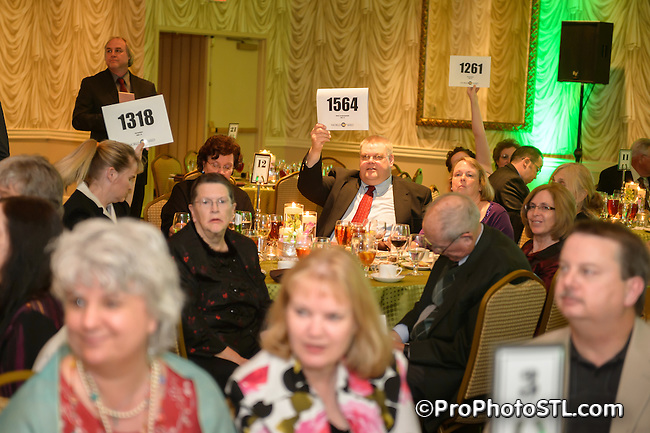 World Bird Sanctuary 2013 Gala event at Sheraton City Center in St. Louis, MO on May 4, 2013.