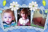Pictured L-R: Jac, sister Kelsey and brother Andrew when they were all younger, Jac died in a house fire in the Alltwen area of Pontardawe, south Wales. Wednesday 27 July 2016<br /> Re: A four-year-old boy has died following a fire at a house in Neath Port Talbot.<br /> Fire crews were called to the property in Lon Tanyrallt, Alltwen, near Pontardawe, at 1.40am on Wednesday.<br /> They rescued the boy from an upstairs bedroom in the two-storey semi-detached house but he died at the scene.<br /> A three-year-old boy was also rescued and take to hospital along with his sister, six, and mother who had both managed to escape the blaze.<br /> They were all suffering from suspected smoke inhalation.<br /> Mid and West Wales Fire and Rescue Service said the woman, who is believed to be in her 20s, called for help and neighbours tried to get in to help the stranded children.