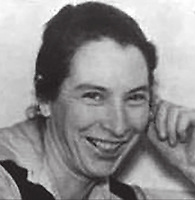 BNPS.co.uk (01202) 558833. <br /> Pic: Pen&Sword/BNPS<br /> <br /> Pictured: Multiple world record holder Lilli Henoch was banned from competing in the 1936 Olympics by Hitler. <br /> <br /> The tragic stories of almost 500 Olympians who were killed during World War Two have been revealed in a new book.<br /> <br /> While this year's Tokyo Olympics competitors are producing extraordinary feats in the sporting arena, these fallen Olympians displayed heroism of a different kind.<br /> <br /> Dozens died carrying out acts of gallantry in major battles including D-Day, while almost 60 Jewish participants perished in concentration camps during the Holocaust.