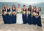 Alicia and her bridesmaids.