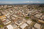 Aerial Cityscape of Portland, Oregon