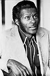 Chuck Berry 1972 © Chris Walter