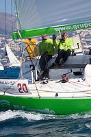 Esp 8438  .GD Sur El Campello  .Jose A. Moreno  .Jose Mª Baeza  .CN Campello  .X-35 XXII Trofeo 200 millas a dos - Club Náutico de Altea - Alicante - Spain - 22/2/2008
