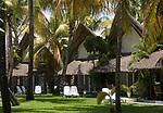 MUS, Mauritius, Black River, Flic en Flac: La Pirogue Hotel - Bungalows | MUS, Mauritius, Black River, Flic en Flac: La Pirogue Hotel - Bungalows