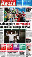 Capitais se dividem em atos a favor e contra o presidente. (Foto: Fábio Vieira/FotoRua)