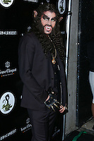 WEST HOLLYWOOD, CA, USA - OCTOBER 31: Adam Lambert arrives at his 2nd Annual Halloween Bash held at Bootsy Bellows on October 31, 2014 in West Hollywood, California, United States. (Photo by Xavier Collin/Celebrity Monitor)