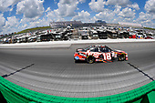 NASCAR XFINITY Series<br /> Alsco 300<br /> Kentucky Speedway, Sparta, KY USA<br /> Saturday 8 July 2017<br /> Kyle Busch, NOS Energy Drink Rowdy Toyota Camry<br /> World Copyright: Logan Whitton<br /> LAT Images
