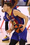 League ACB-ENDESA 2020/2021.Game 15.<br /> FC Barcelona vs Club Joventut Badalona: 88-74.<br /> Sergi Martinez.
