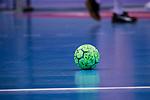 Feature: Handball auf Spielfeld / EHF EURO-Qualifikation / EM-Qualifikation / Handball-Laenderspiel: Deutschland - Estland am 02.05.2021 in Stuttgart (PORSCHE Arena), Baden-Wuerttemberg, Deutschland.<br /> <br /> Foto © PIX-Sportfotos *** Foto ist honorarpflichtig! *** Auf Anfrage in hoeherer Qualitaet/Aufloesung. Belegexemplar erbeten. Veroeffentlichung ausschliesslich fuer journalistisch-publizistische Zwecke. For editorial use only.
